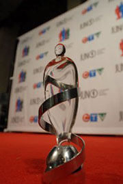 David Henman's  Juno Award